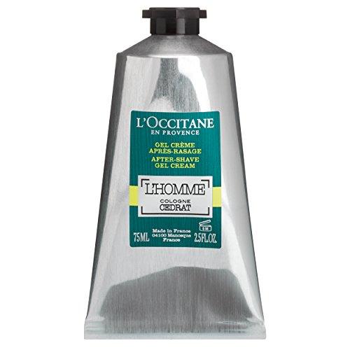 L'Homme Cologne Cédrat After-Shave Gel-Creme - 75 ml - L'OCCITANE