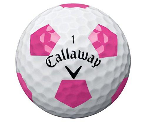 Callaway Palline da golf, morbide e cromate –(versione 2017)