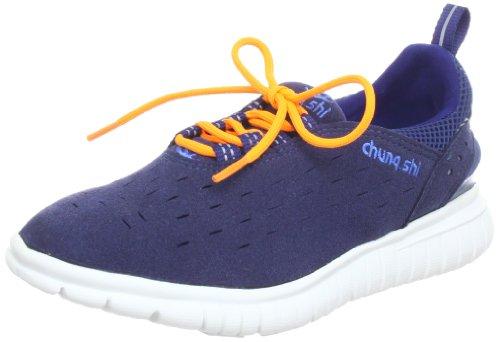 Chung Shi Duflex Trainer 8800093 Unisex-Erwachsene Outdoor Fitnessschuhe Blau (navy / orange)