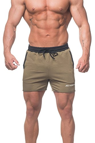 Jed-North-Mens-Workout-Gym-Sweat-Shorts-Bodybuilding-Running-Shorts