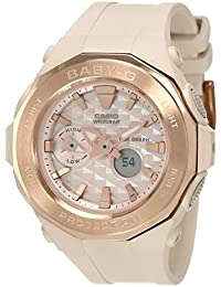 Casio Baby-g Analog-Digital Pink Dial Women's Watch-BGA-225CP-4ADR (BX125)