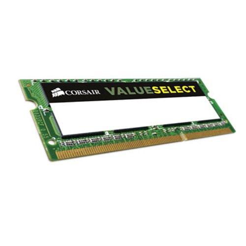 Corsair CMSO8GX3M1A1600C11 Value Select 8GB (1x8GB) DDR3 1600 Mhz CL11 -