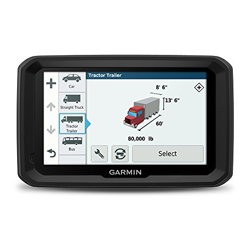 Garmin-gps-software (Garmin dezl 580 LMT-D EU LKW-Navigationsgerät – lebenslange Kartenupdates, LKW-spezifisches Routing, Live-Verhkehrsdaten via DAB+, Dispatch and Track, Smart Notification, 5Zoll (12,7cm))