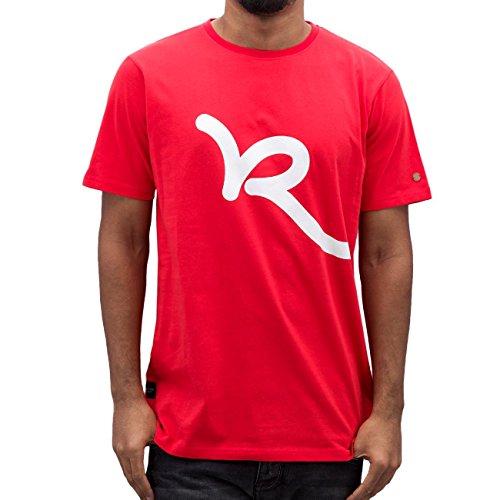 Rocawear Herren Oberteile / T-Shirt Logo Rot