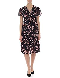 be2d59b33b Michael By Michael Kors Vestito Donna MH88YFSAFR616 Poliestere Nero