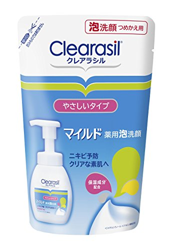 Clearasil Medical Bubble Face Wash Foam for Refill 180ml (japan import)