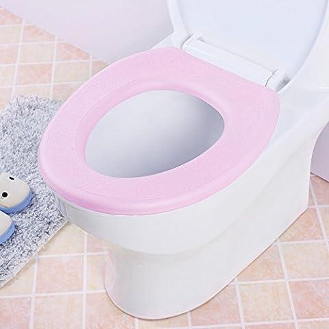 Sommer-wasserdichte warme Toiletten-Auflage kann gewaschenes angebrachtes Toilettensitz, B