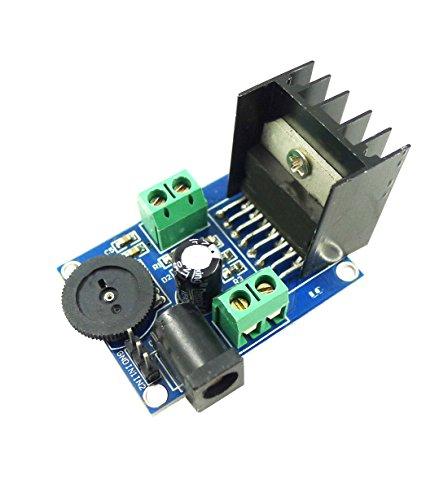 Aihasd 7W+7W 3-18V TDA7266 Chip Doppel Kanal Audio Verstärker Modul (Doppel-ax)