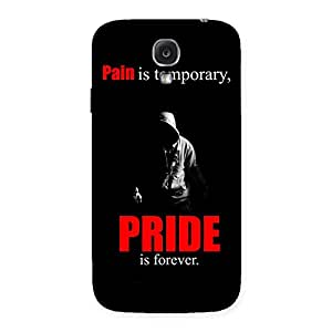Pain Pride Back Case Cover for Samsung Galaxy S4