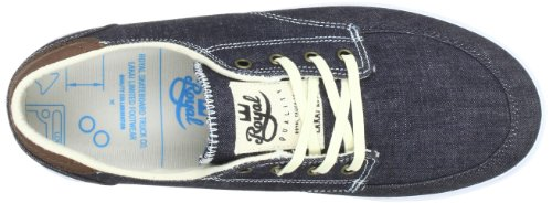 Lakai BELMONT SELECT, basket homme Bleu - Blue - Blau (MIDNIGHT CANVAS F0820)