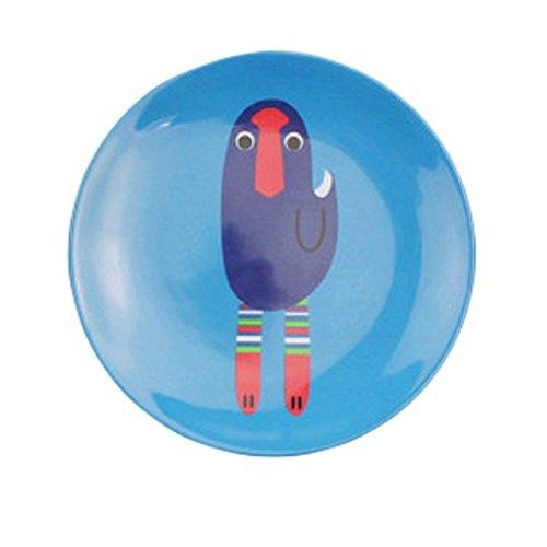 plate-enfants-resistant-a-la-rupture-melamine-animaux-plats-oiseau-bleu
