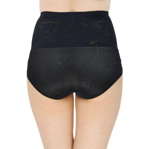 Hintern Pads gefälschte Hintern Silizium Gesäß Shaper Panty mit glatten Kontrolle sofortige Straffung und Form Schwarz