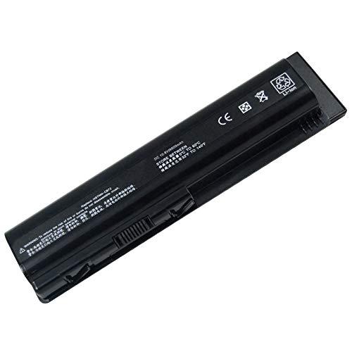Laptop-Akku HP Pavillion DV4t 10.8V 8800mAh/95Wh kompatibel mit G G50 | G60 | G61 | G70 | G71 Pavilion DV4 | DV4-1000 | DV4-2000 | DV4i | DV4t | DV4z | DV5 | DV6 | DV6-1000 | DV6t-1000 | hdx16 | hdx16t Presario CQ40 | CQ41 | CQ45 | CQ50 | CQ50t | CQ50z | CQ51 | CQ60 | CQ61 | CQ70 | CQ71 unt Teilenummern 462889-121 | 462889-421 | 462890-121 | 462890-151 | 462890-161 | 484170-001 | 484170-002 | 484171-001 | 485041-001 | 485041-003 | 487296-001 | EV06047 | EV06055 | HSTNN-C51C | KS526AA | KS527AA - Pavilion Dv5 Hp Laptop