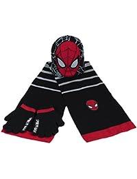 Winterset Spiderman 3tlg. Mütze,Handschuh,Schal 2202-457
