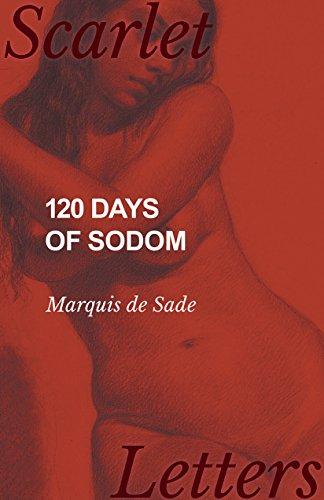 120 Days Of Sodom English Edition Ebook Marquis De Sade Amazon