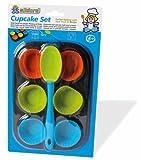 alldoro 61517 Cupcake Backformen-Set 8-Teilig