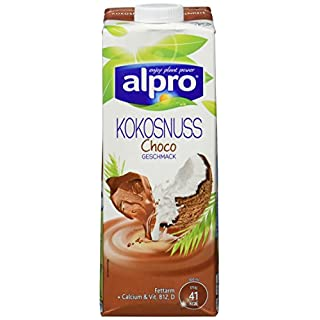 Alpro Kokosnuss-Drink Choco, 1l