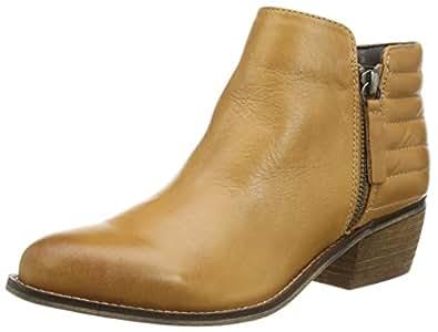 Dune Petrie, Bottes Classiques Femme - Marron (Tan-Leather) - 36 EU