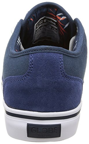 Globe Mahalo, Sneakers da Uomo Blu (Blue/Dark Blue)