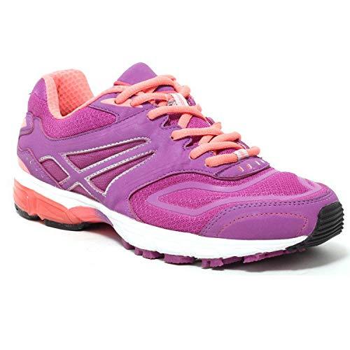 5bf18cd51fe3a Damen Laufschuhe Coloursplash Gr. 38 Sportschuhe Sneaker Schuhe Turnschuhe  lila