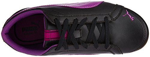 Puma Janine Dance 353271 Damen Sneaker Schwarz (black-sparkling grape 15)
