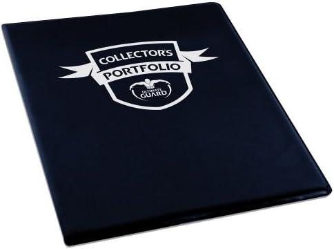 Ultimate Guard - Album portfolio A5 taille standard Noir Noir Noir | Bien Connu Pour Sa Fine Qualité  8811a8