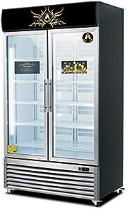Emelcold 2 Door Showcase Chiller 1020 Liters Model: ME-D10SS