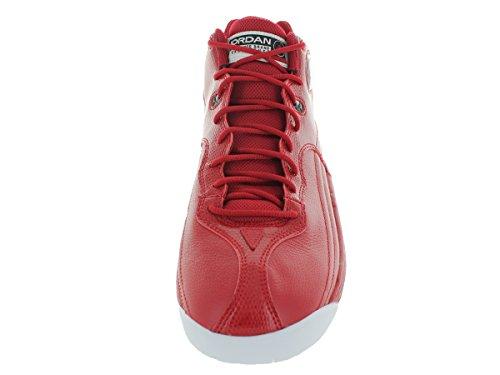 Nike Jordan Jordan Jumpman Equipe 1 Basketball Shoe Gym Red/White Black