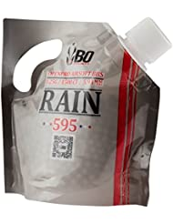 SACHET DE 1500 BILLES BLANCHES 0.25 G 6 MM RAIN 595 BO DYNAMICS BBS1785 / BB5515 BILLE REPLIQUE PISTOLET FUSIL AIRSOFT BOUCHON REFERMABLE