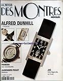 REVUE DES MONTRES (LA) [No 49] du 01/10/1999 - ALFRED DUNHILL / L'HISTOIRE - PANERAI...