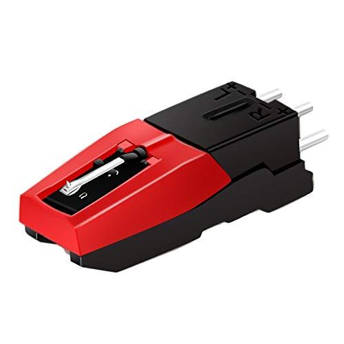 Plattenspieler Vinyl Stylus Nadel Dynamische Magnetische Tragbares Audio & Video Lp Vinyl Recorder Reader Für Plattenspieler Plattenspieler Grammophon Zubehör