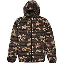 ellesse Jacke Herren LOMPARDY Padded Jacket Camouflage Camo Print 6f31fd9869