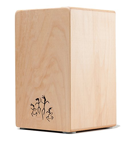 "Cajon ""ROCK/POP"" Made in GERMANY incl. Kurzlehrgang"
