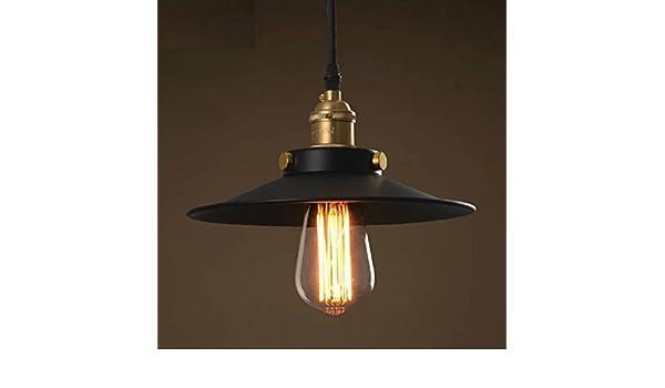 Lampadario Ufficio Ikea : Ikea stile loft industriale vintage little nero lampadario moderno