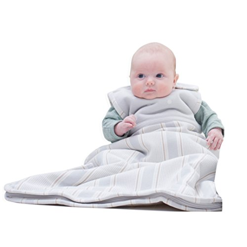 merino-kids-winter-sherpa-weight-baby-sleep-bag-for-babies-0-2-years-stone