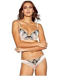 Amazon.co.uk  Reger by Janet Reger - Bras   Lingerie   Underwear ... 5f49178b5