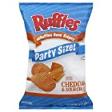 Ruffles Cheddar and Sour Cream (Pack of 3)