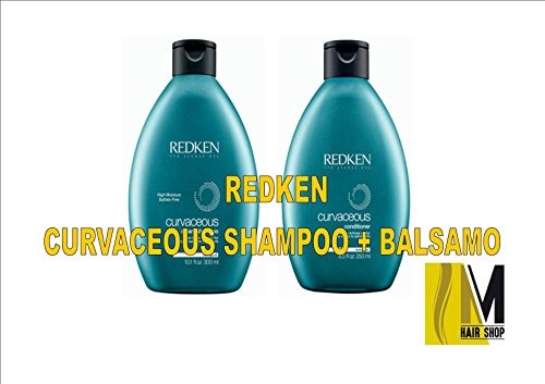 Curvecious Shampooing + Revitalisant