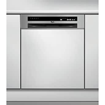 Whirlpool ADG5820IX Lave Vaisselle Intégrable 12 Couverts 48 dB A Inox