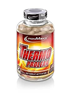 Ironmaxx Thermo Prolean- 100 Kapseln, 1er Pack (1 x 90,1 g)