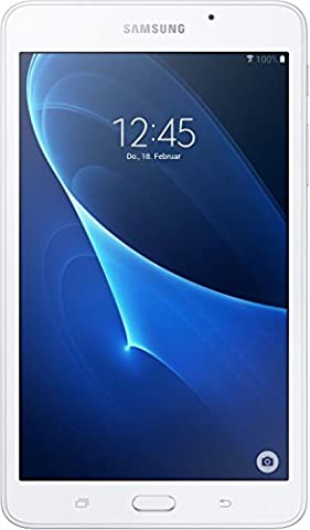 Samsung GALAXY Tab A (2016) 17,8 cm (7 Zoll) Tablet-PC (1,3 GHz Quad-Core, 1,5GB RAM, 8GB HDD, Wi-Fi, Android 5.1)
