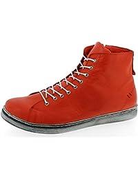 Suchergebnis auf für: rote stiefel Andrea Conti