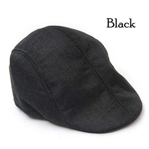 AROVON Caps Männer und Frauen Entenschnabel Ivy Cap Golf Driving Flat Newsboy Baskenmütze Hut Mode und Klassiker