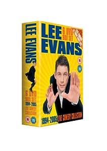Lee Evans - 1994-2005 Live Comedy Collection (6 Disc Box Set) [DVD]