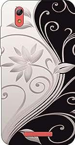 Go Hooked Designer Gionee Pioneer P5L Designer Back Cover | Gionee Pioneer P5L Printed Back Cover | Printed Soft Silicone Back Cover for Gionee Pioneer P5L
