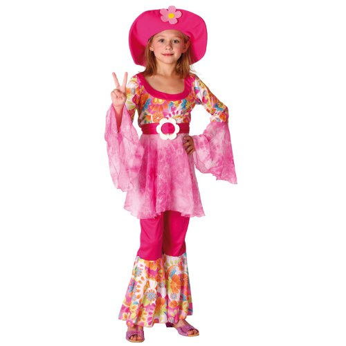 Boland 86929 - Kinder-Kostüm Happy Diva, Größe 128-140
