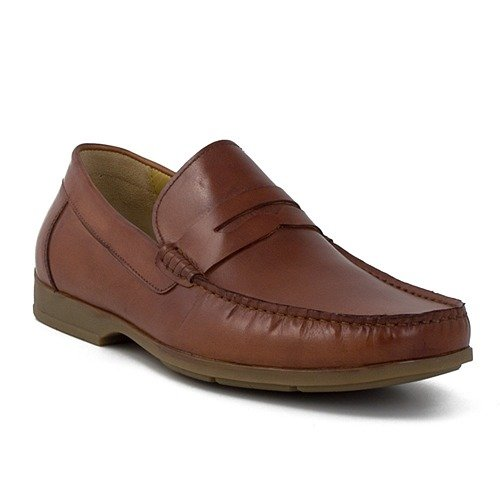 steptronic-formal-shoes-daimler-loafer-45-cognac