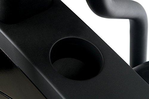 MAXXUS® Ellipsentrainer 8.4 – Crosstrainer – Ellipsentrainer mit Stromgenerator – Magnetwiderstandssystem. 58cm Schrittlänge. Crosstrainer in Top-Qualität mit Frontantrieb. Gelenkschonende, flache und elliptische Bewegung. 150kg Benutzergewicht, Trainingsprogramme, Pulsempfänger für Polar® Pulsgurt. - 6