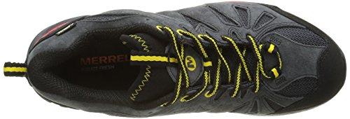 Merrell Capra Gore-Tex, Chaussures de Randonnée Basses Homme MarrÃ<U+0083>                                             ³n (Braun (Mocca))