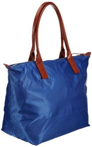 Marc O´Polo Accessories Candy 30132 42740 301, Damen Shopper 18x29x31 cm (B x H x T) Blau (blau 65740)